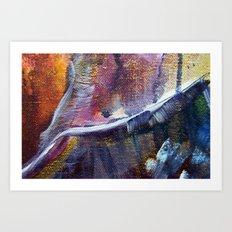 Stormy Sea 2 Art Print
