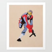 Star-Lord Art Print