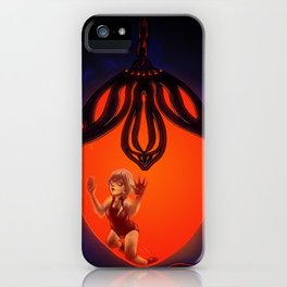 No one's gonna find us iPhone Case