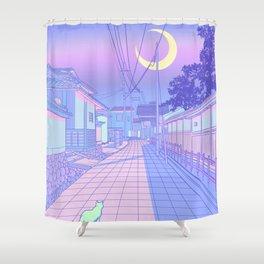 Kyoto Nights Shower Curtain
