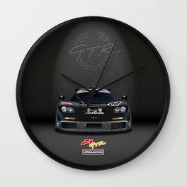 1995 McLaren F1 GTR Le Mans Winner Wall Clock
