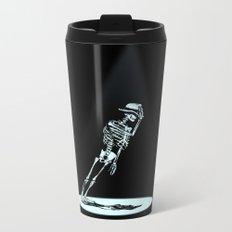 Anti -Gravity  Metal Travel Mug