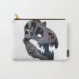 The Dinosaur Skull (Color) Carry-All Pouch