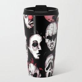 Horror Heroes Travel Mug
