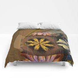 Overequip Taste Flower  ID:16165-062109-37511 Comforters