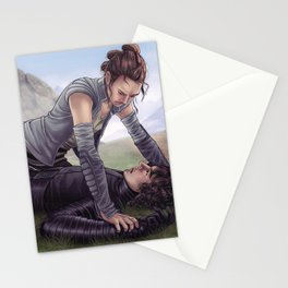 Reylo - Fight Stationery Cards