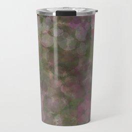 Rosen garden batic look Travel Mug