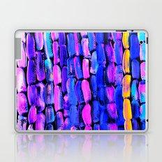 Yellow Sugarcane on Pink and Blue Laptop & iPad Skin