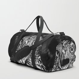 Fierce Falcon Duffle Bag