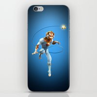 thundercats iPhone & iPod Skins featuring Thundercats iphone case by Dante RD