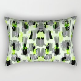 Negative Space Rectangular Pillow