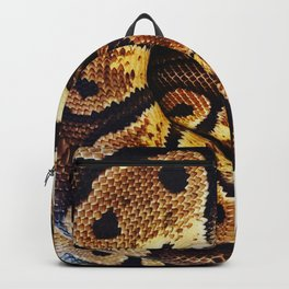 Ball of Python Backpack