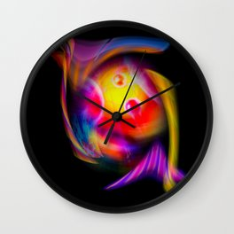Abstract Perfection 59 Wall Clock