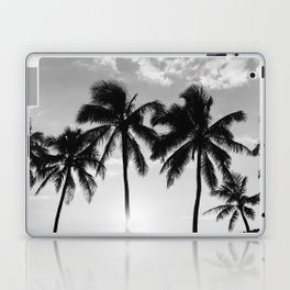 Hawaiian Palms II Laptop & iPad Skin