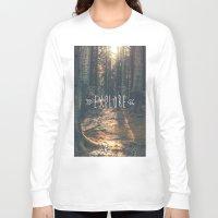 explore Long Sleeve T-shirts featuring Explore by grafik ' prod