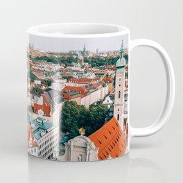 Hues Line is it Anyway? | Munich, Germany Coffee Mug