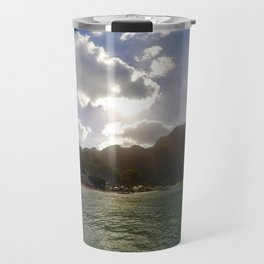 El Nido Bay Travel Mug