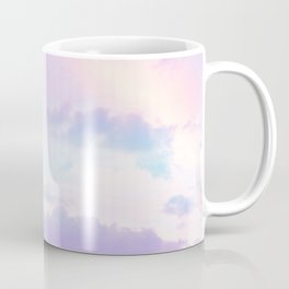 Unicorn Pastel Clouds #1 #decor #art #society6 Coffee Mug