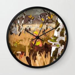 Moor Wall Clock