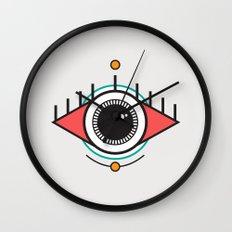 The Seeing Eye Wall Clock