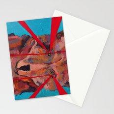 Foxy Eyes Stationery Cards