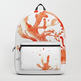 The Coral of Sciacca Backpack