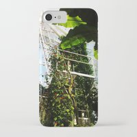 onward iPhone & iPod Cases featuring Onward and Outward by CP DESIGN