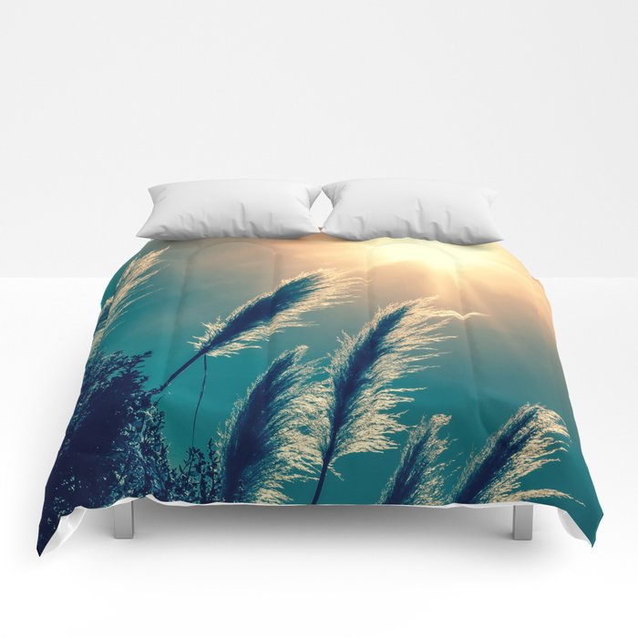 Soft and Strong Comforters