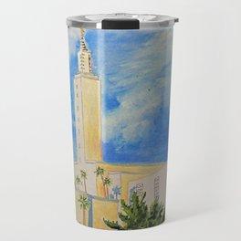 Los Angeles California LDS Temple Travel Mug