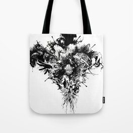 Devil May Care Tote Bag