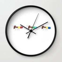 Antibiotics Wall Clock