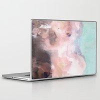 georgiana paraschiv Laptop & iPad Skins featuring Nostalgia by Georgiana Paraschiv