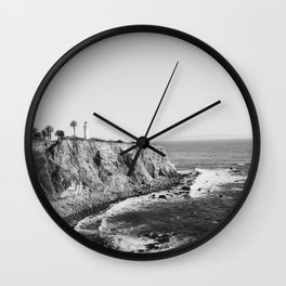 Palos Verdes Peninsula Wall Clock