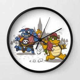 Princess confusion (c Wall Clock