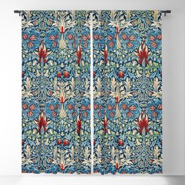 Snakeshead pattern (1876-1877) by William Morris Blackout Curtain