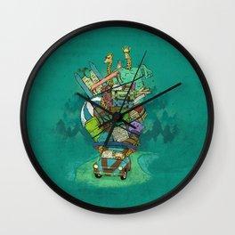 All Needed! Wall Clock