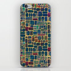 Abstract Tile Mosaic iPhone & iPod Skin