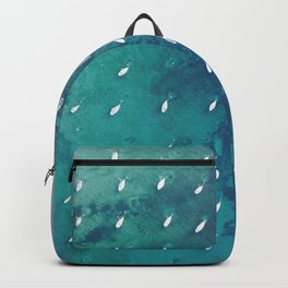 Boats on the Ocean Backpack