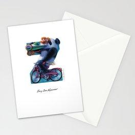 Zany Zoo Kazooer Stationery Cards