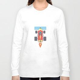 "Creative Drive - ""Car for illustrators"" Long Sleeve T-shirt"