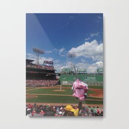 Taste of Fenway Metal Print