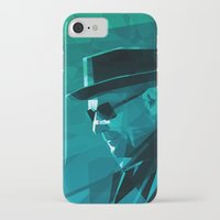 heisenberg iPhone & iPod Cases featuring Heisenberg by mobokeh