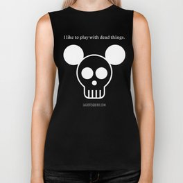Play with Dead Things Biker Tank
