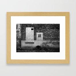 Spare Framed Art Print