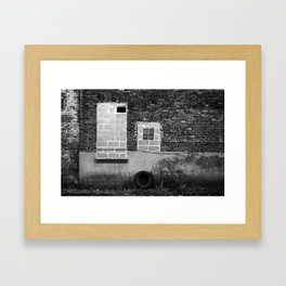 Spare Framed Art Print