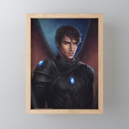 Spymaster Framed Mini Art Print