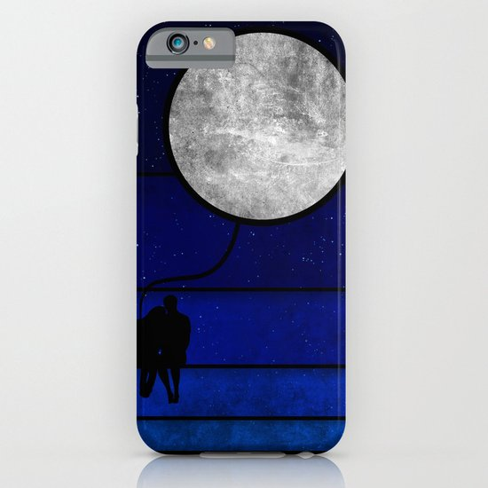 night full of stars iPhone & iPod Case