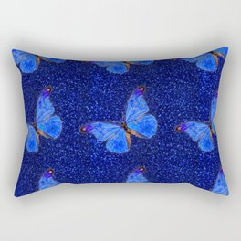 Papillons de nuit ... Rectangular Pillow