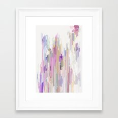 Wash the colours Framed Art Print