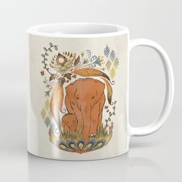 Elephants Sanctuary Coffee Mug